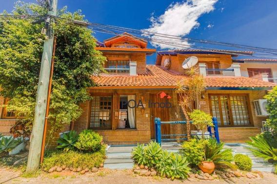 Casa Residencial Para Venda E Locação, Cavalhada, Porto Alegre. - Ca0269