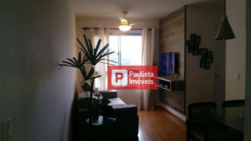 Apartamento Residencial À Venda, Vila Emir, São Paulo. - Ap20156
