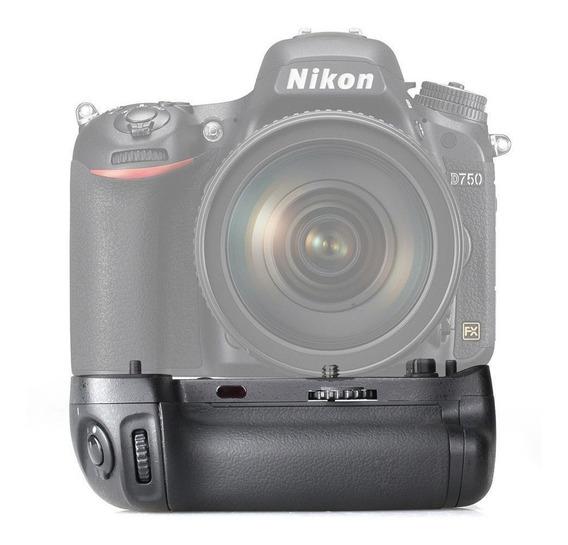 Battery Grip Mb-d16 Para Nikon D750 Original Com Nf
