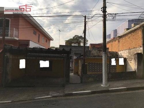 Terreno À Venda, 290 M² Por R$ 499.000,00 - Limão (zona Norte) - São Paulo/sp - Te0100