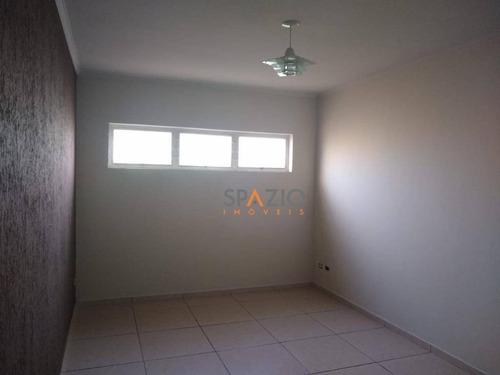 Imagem 1 de 11 de Casa Com 3 Dormitórios À Venda, 107 M² Por R$ 300.000 - Estádio - Rio Claro/sp - Ca0502