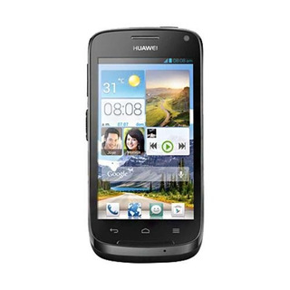 Celular Huawei Y340 4gb 3g Single 5mp Preto Vitrine 2