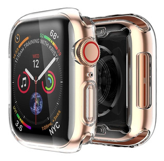 2 Protectores Para Apple Watch Series 5/4 40mm Covertor(xsr)