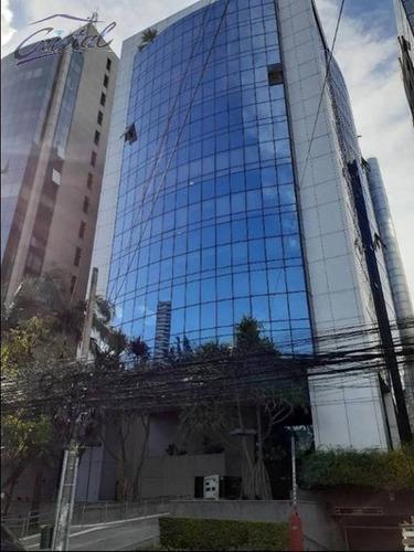 Imagem 1 de 1 de Comercial Para Aluguel, 0 Dormitórios, Vila Olímpia - São Paulo - 21627