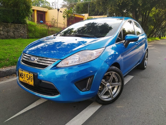Ford Fiesta Sportback Sedan At 1600cc