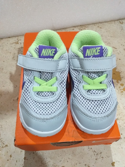 Zapatillas Nike Talle 19 Impecable!