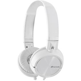 Fone De Ouvido Fortrek Confortavel Headphone Hpf501 Branco