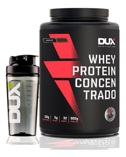 Whey Concentrado Dux Nutrition Novo Ofertas Exclusivas