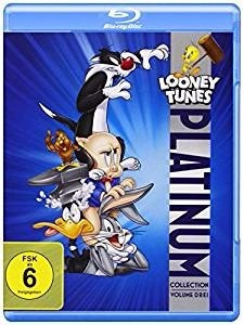 Blu Ray Looney Tunes Platinum Vol. 3 - Blu Ray Lacrado. Dupl