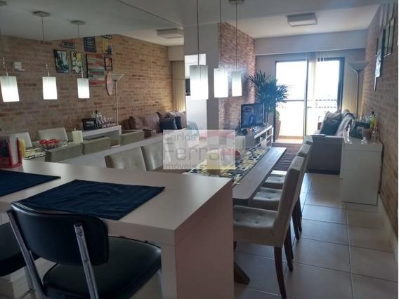 Apartamento No Chora Menino Com 2 Dormitórios, Sendo 1 Suíte E 2 Vagas Paralelas Com Depósito, Lazer - Cf22398