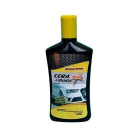Cera De Carnauba Liquida Plus 500g Shine Wax