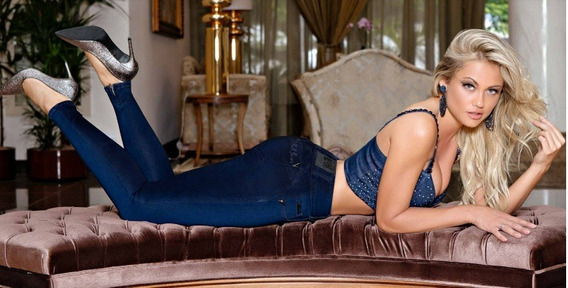Calça Feminina Pit Bull Jeans Original, 29812 Promoção!