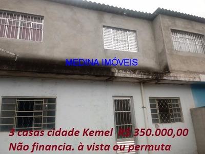 Casa A Venda Em Ferraz De Vasconcelos - Ca00240 - 32950740