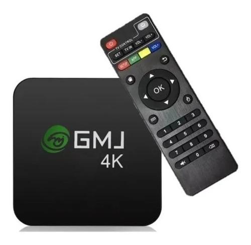 Smart Tv Box Pre-configurado 1gb/8gb + Garantía!