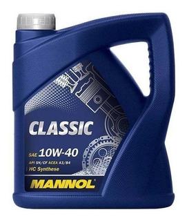 Aceite Mannol Classic 10w-40 5lts Semi Sintetico