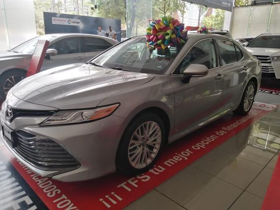 Toyota Camry Xle Nav. Demo 2019