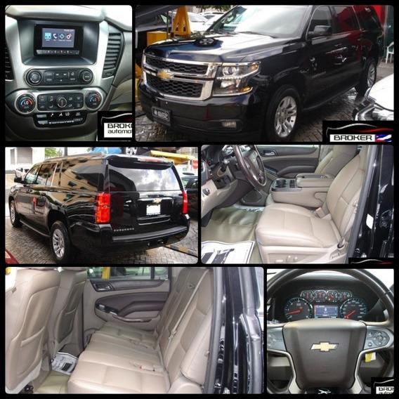 Chevrolet Suburban Ls 4x2 Americana