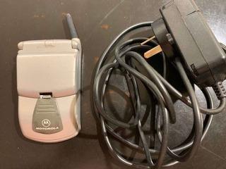 Motorola Startac Liquido Con Cargador