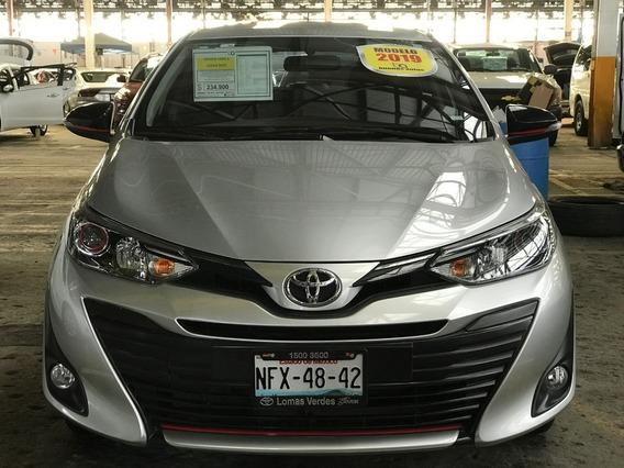 Toyota Yaris S Sedan 2019