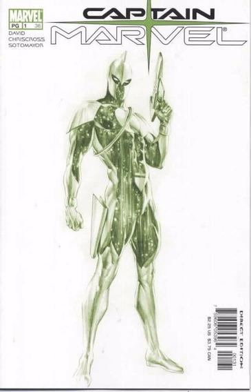 Marvel Captain Marvel - Volume 36