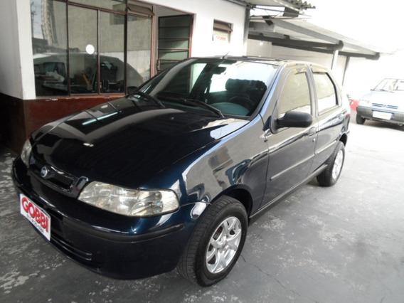 Fiat / Palio 1.3 Mpfi 16v Fire Elx 2001 Azul