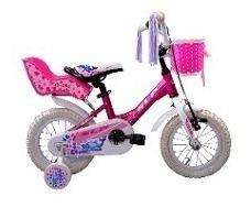 Bicicleta Nena Slp Cathy Rodado 12 Y 16