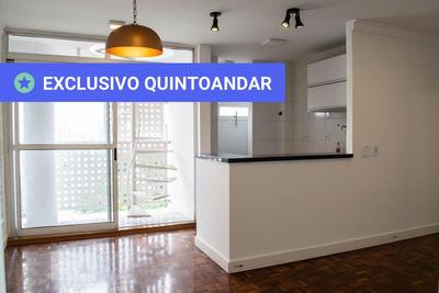Apartamento No 5º Andar Com 2 Dormitórios E 1 Garagem - Id: 892904495 - 204495