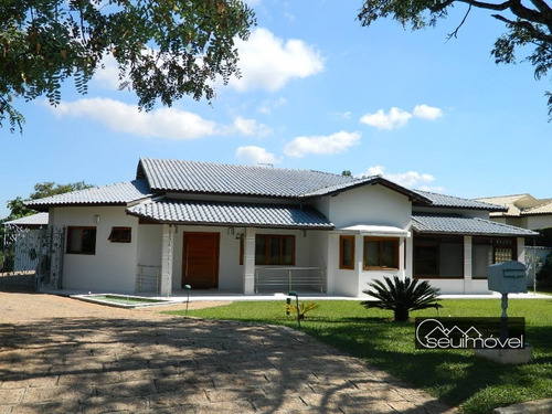 Imagem 1 de 30 de Casa Com 4 Dormitórios À Venda, 380 M² Por R$ 1.900.000,00 - Condomínio City Castelo - Itu/sp - Ca0318