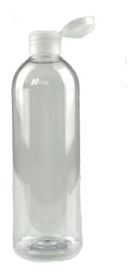 Botella, Frasco 100 Pzas Para Gel Antibacterial 500ml