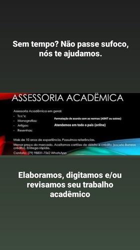 Assessoria Em Trabalho Acadêmico