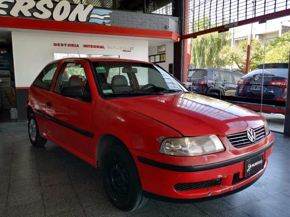Volkswagen Gol 1.6 Mi Deejay 2005 Permuto !!