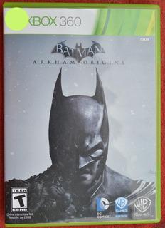 Batman Arkham Origins Para Xbox 360