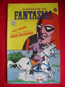 Almanaque Do Fantasma - 1968 - ( Ótimo ) - Frete: 8,00