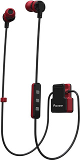Audifonos Pioneer Mod. Se-cl5bt(r) In Ear Rjo