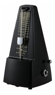 Metronomo Piramidal Cherub Wsm-330 Mecanico Con Campana