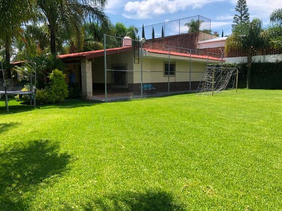 Casa De Campo En Ixtlahuacán De Los Membrillos