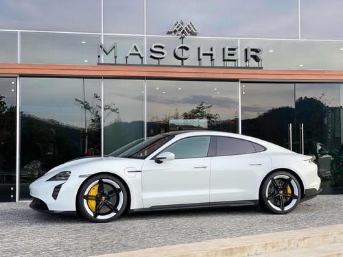 Imagen 1 de 15 de Porsche Taycan Turbo S