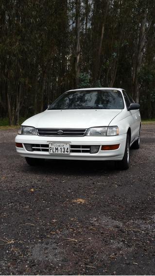 Toyota Corona Corolla 1992 Full