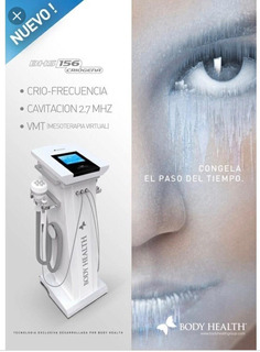 Crio Radiofrecuencia-facial Y Corporal-meso Virtual-ultracav
