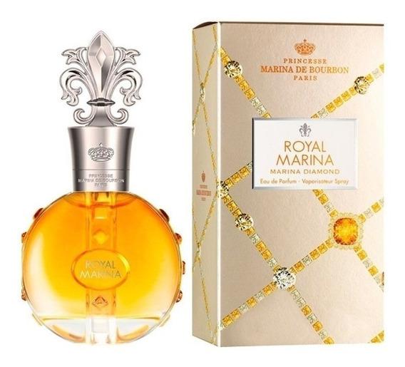 Perfume Marina De Bourbon Royal Diamond 100ml - Original