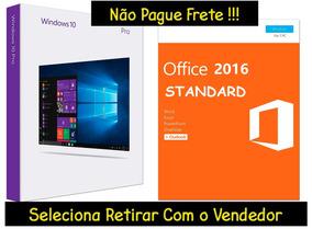 Licença Key Windows 10 Pro Chave Ativa Online Esd