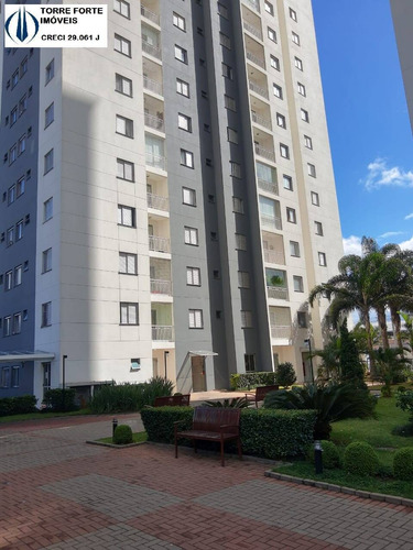 Imagem 1 de 15 de Apartamento Com 2 Dormitórios E 1 Vaga No Parque Novo Mundo - 2668