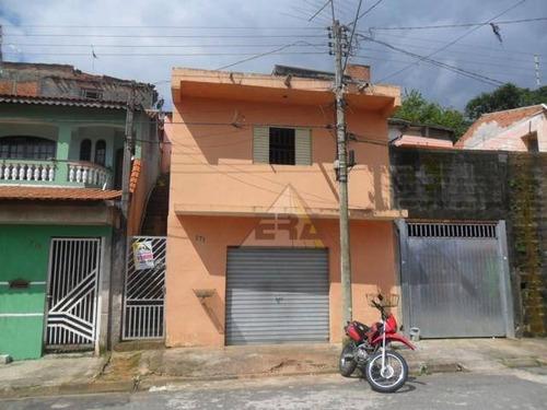 Casa  Residencial À Venda, Centro, Arujá. - Ca0132