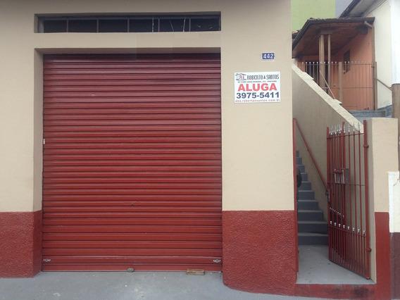Comercial Para Aluguel, 0 Dormitórios, Jardim São José - São Paulo - 7318
