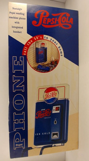 Telefono Vintage Pepsi-cola Coleccion Nuevo
