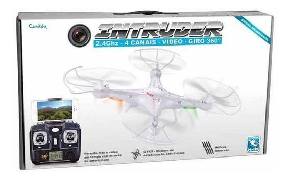 Intruder - Drone Com Câmera Real Time
