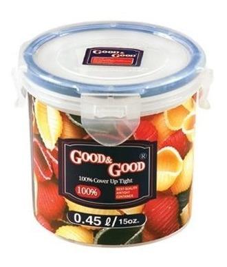 Hermético Redondo 450 Ml Good And Good