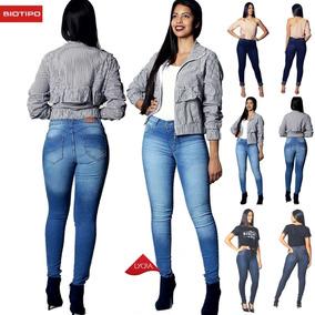 bcd2e52a4 1589 Biotipo Calca Jeans Clara - Calças Feminino no Mercado Livre Brasil