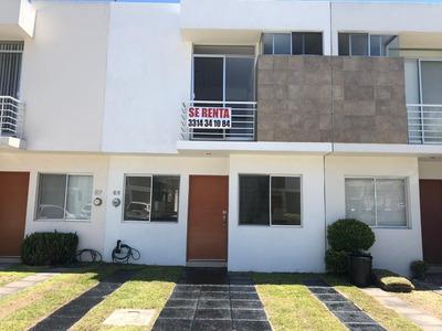 Casa Dos Plantas 3 Recamaras En El Fortin Fracc, Arrayanes