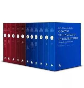 Comentário Bíblico Antigo Novo Testamento Russel N. Champlin